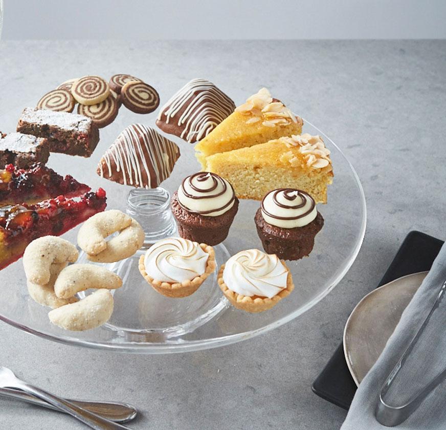 Waterloo Cake Tastings