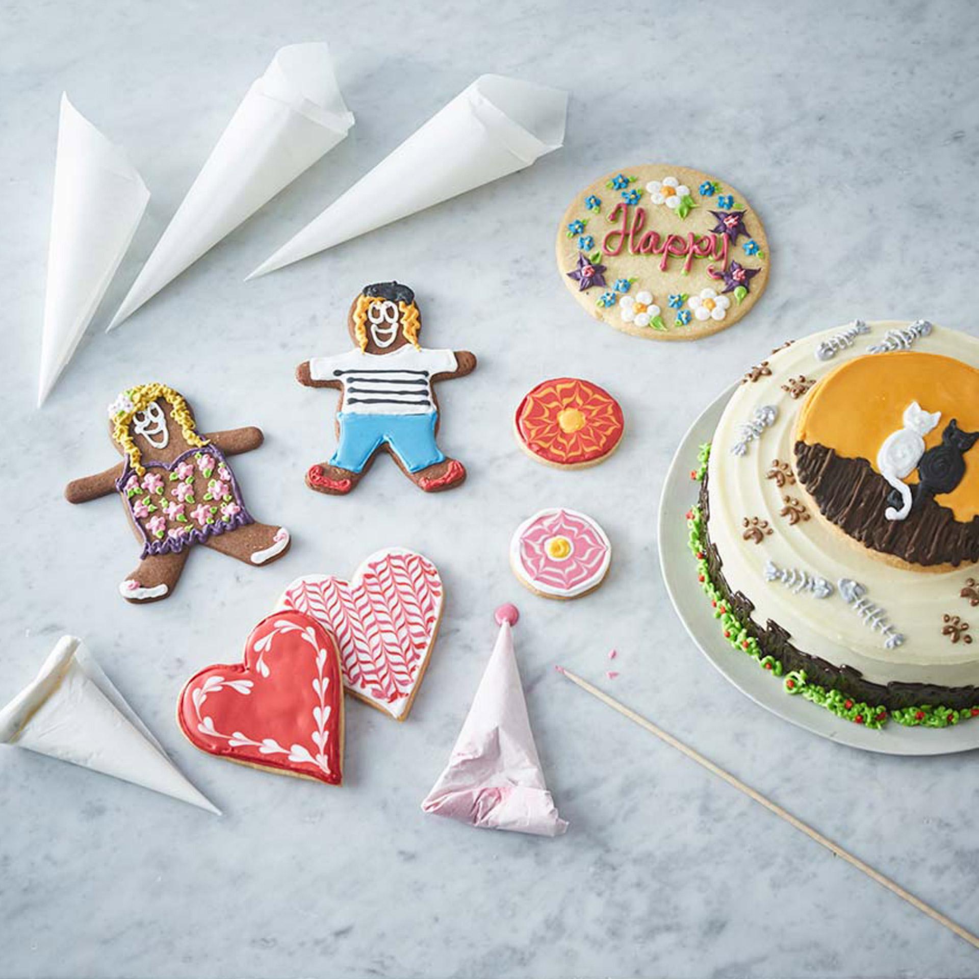Celebration Cake Decorating