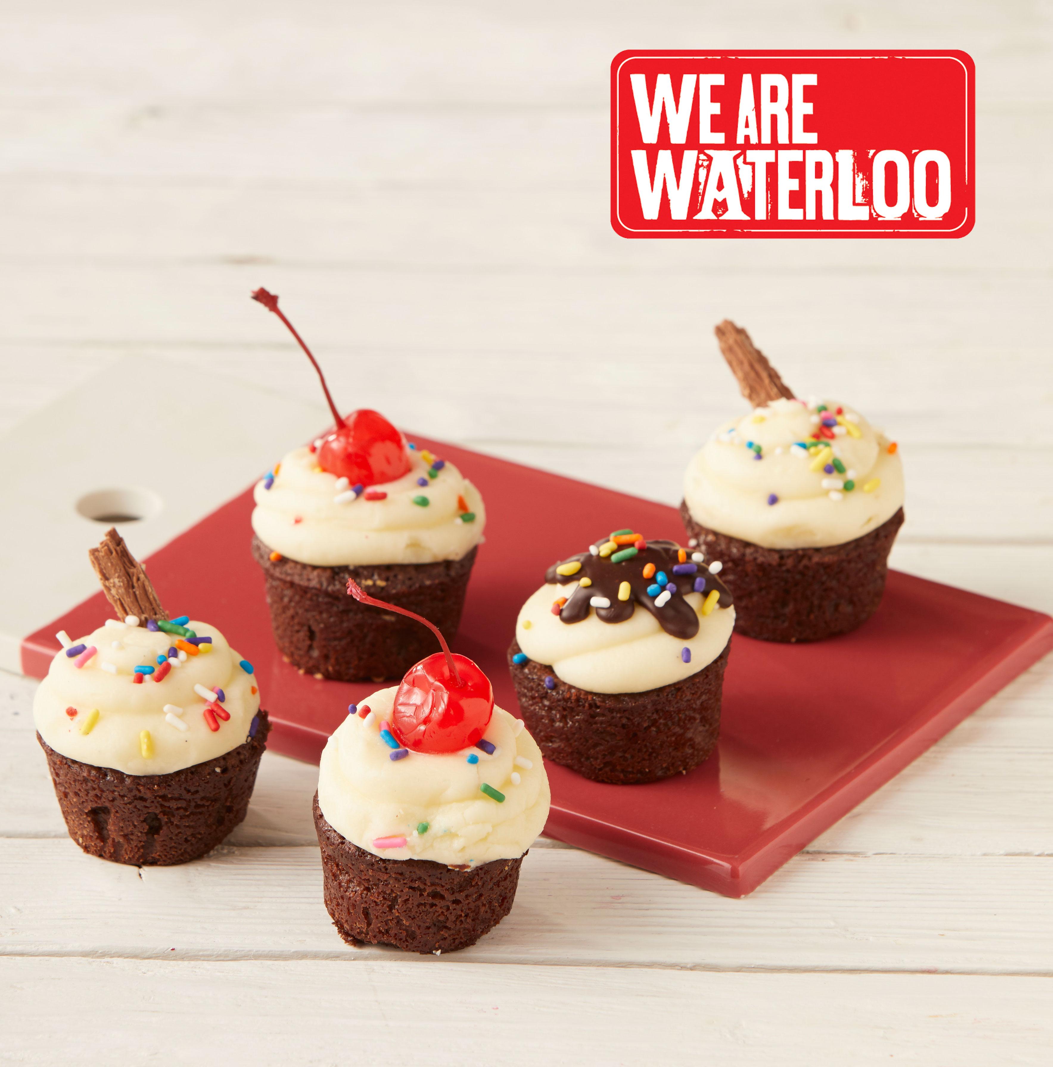 Waterloo Food Month Cake Lock-In