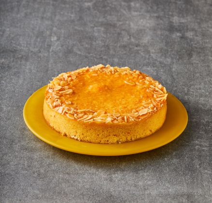 almond orange cake london