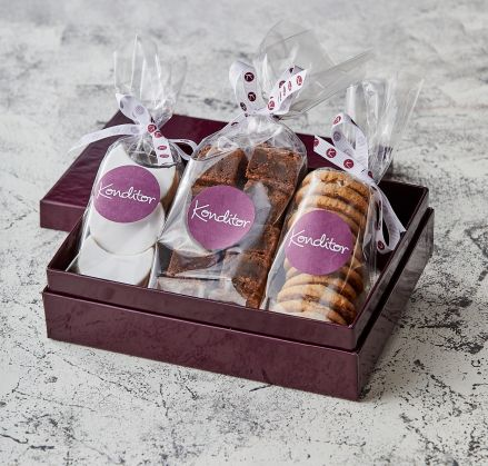 Biscuit & Brownie Gift Box