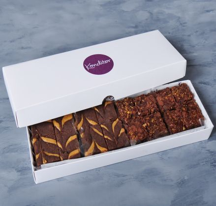 Free From Brownie Bites Box of 4