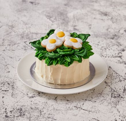 Mother's Day Curly Whirly Surprise Cake