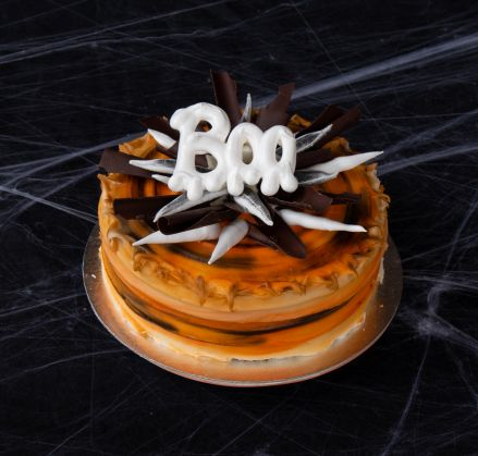 Boo Delicious Cake