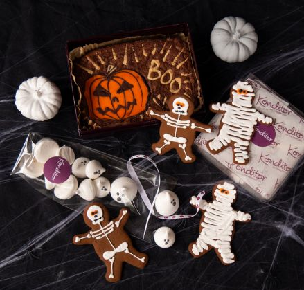 Boo Time Treats