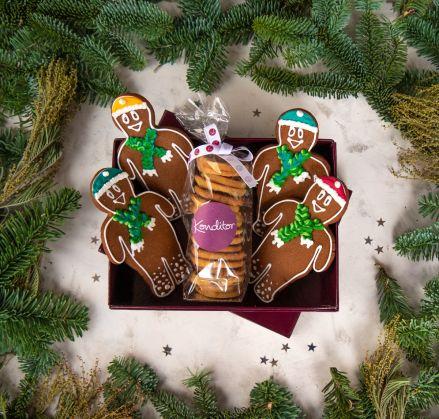 Kid's Christmas Gift Box