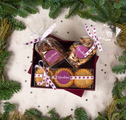 Vegan Christmas Gift Box