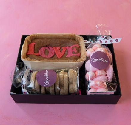 The Love Gift Box