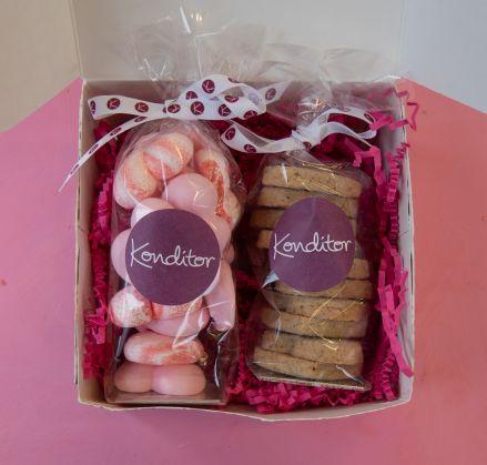 Valentine's Cookie Treats