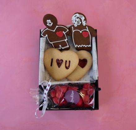 The Valentine's Gift Box