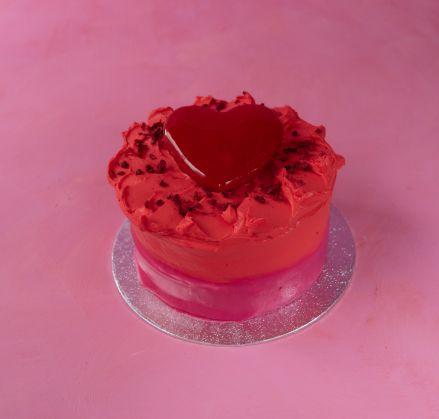 Red Velvet Lover's Cake