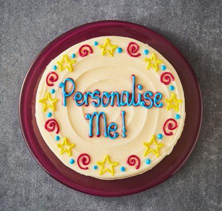 Personalised Cake