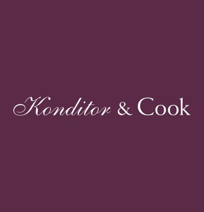 konditor & cook recipe book
