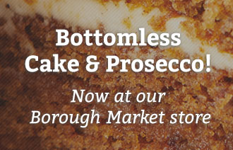 Bottomless now at Borough Market